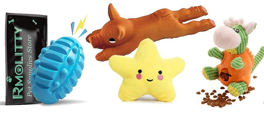 Hunde-Quietschspielzeug