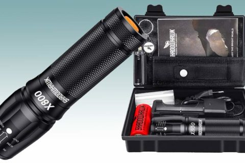 Shadowhawk X800 Led Taschenlampe