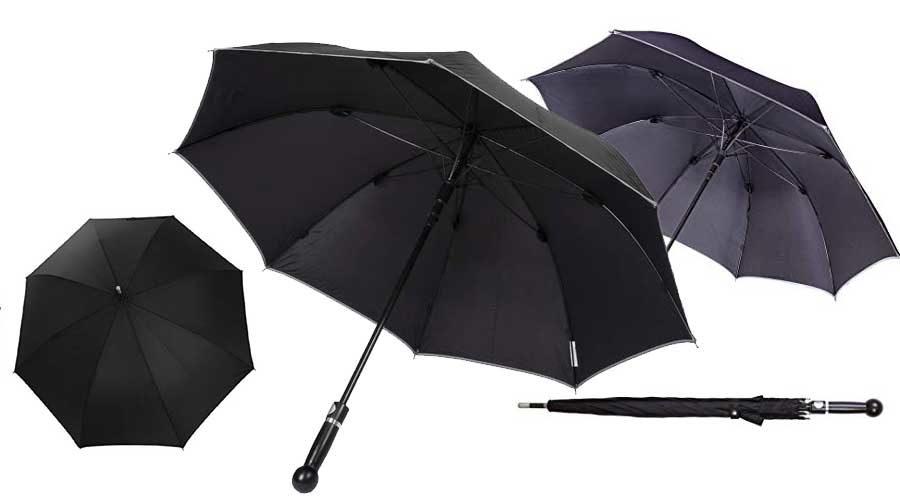 Sicherheitsschirme, Abwehrregenschirm