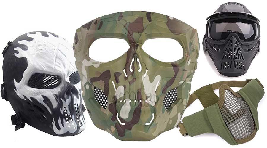 Softair Masken Taktische Masken