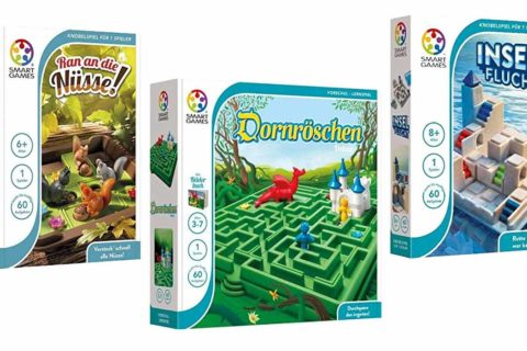Spiele von SMART Toys and Games