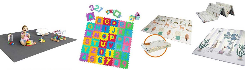 Checkliste: Die besten Spielmatten fürs Baby