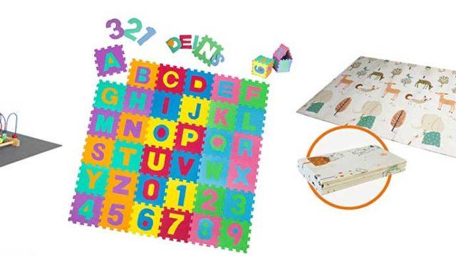 Quicktipps  : Die besten Spielmatten fürs Baby