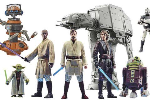 Star Wars Sammelfiguren