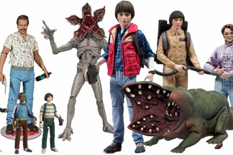 Stranger Things Figuren