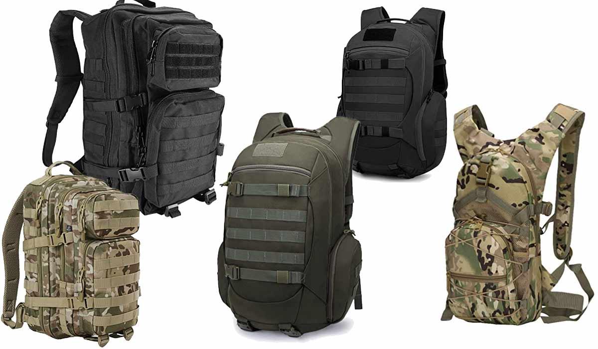 Taktischer Rucksack Militär-Rucksack