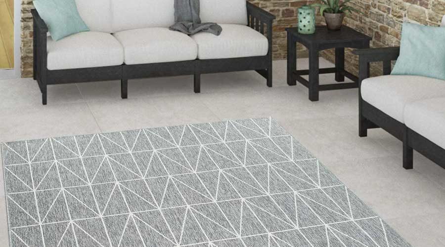 Terrassen Teppich