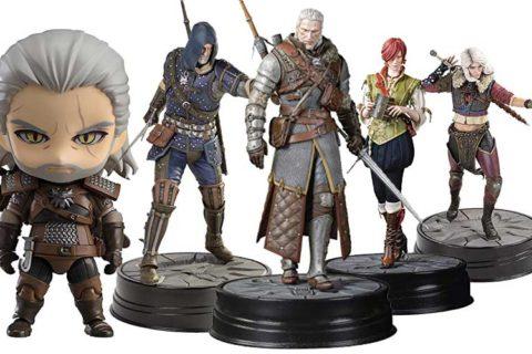 The Witcher Figuren