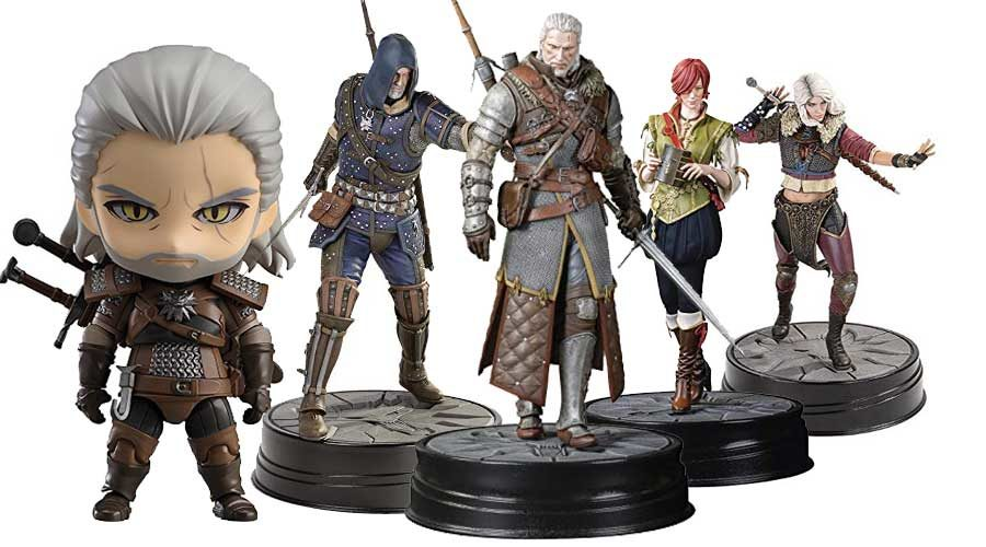 The Witcher Figuren