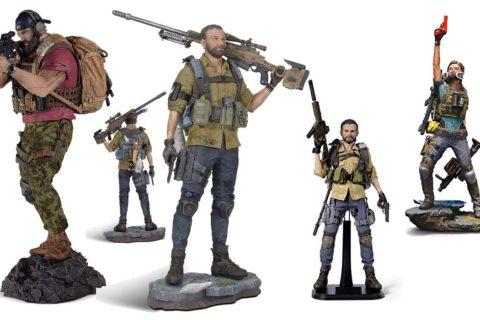 Actionfigur Tom Clancy's The Division Figuren