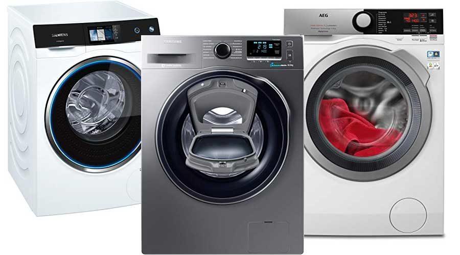 WLAN Waschmaschine