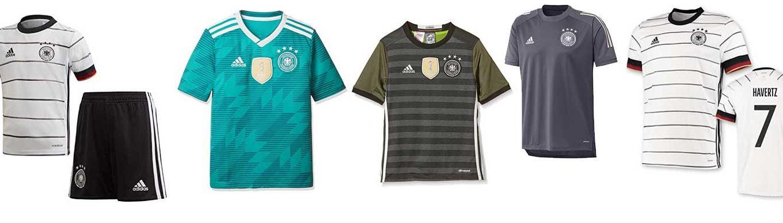 DFB Deutschland Trikot