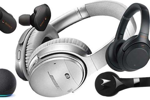Kopfhörer für Alexa
