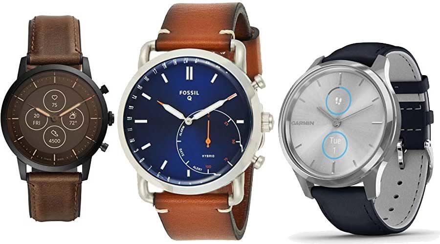 analogen Smartwatches für Männer