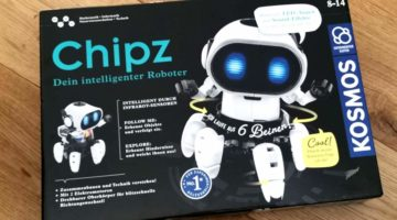 KOSMOS chipz roboter