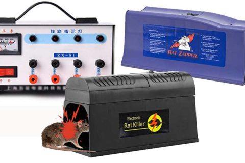 elektrische Rattenfalle