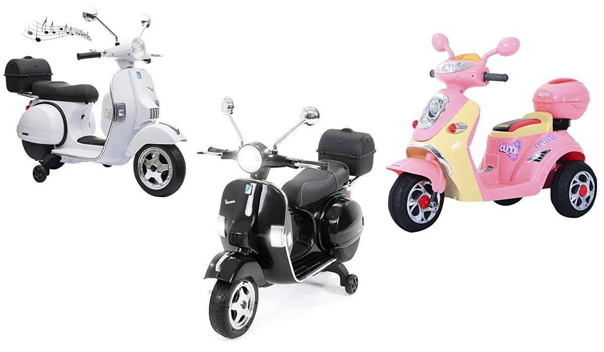 Elektro-Motorroller