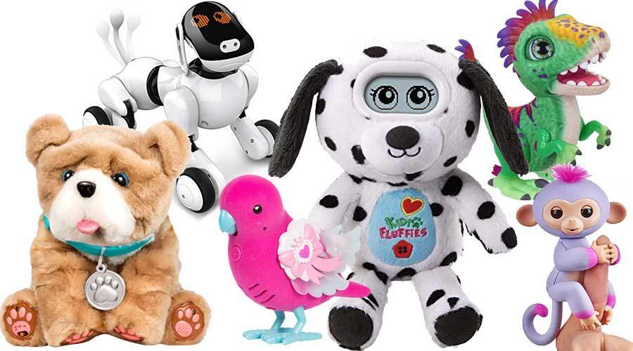 elektronisches Haustier