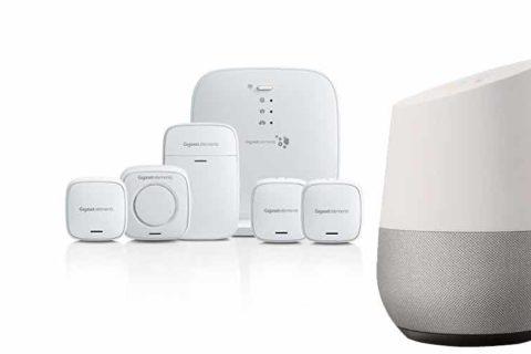 google home alarmanlage