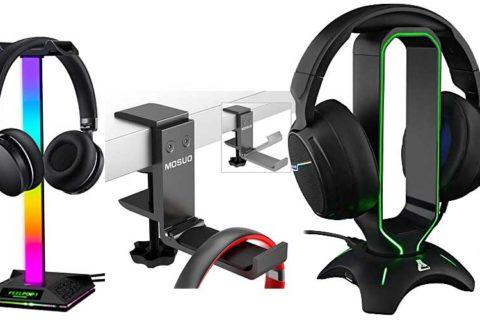 Gaming Headset Halter