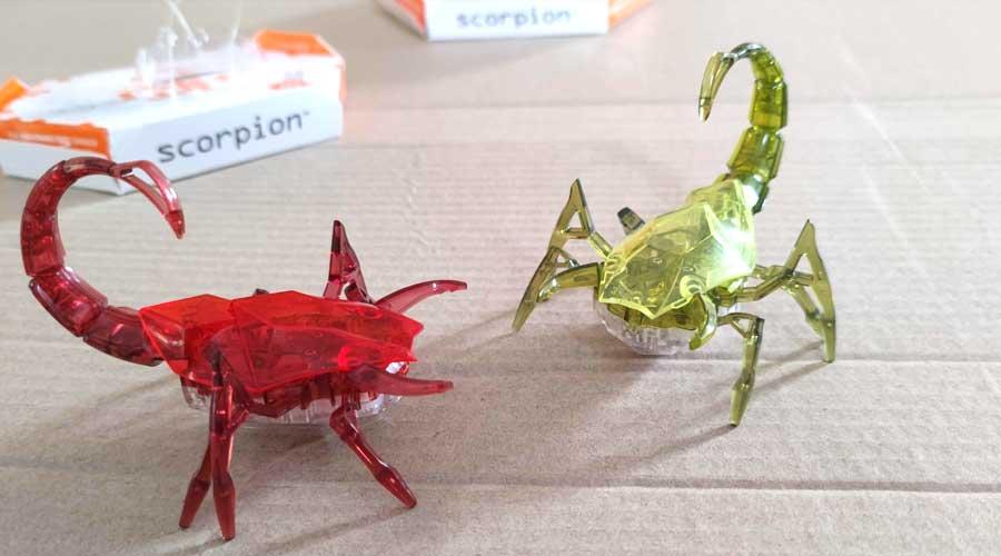 Hexbug Scorpion Roboter
