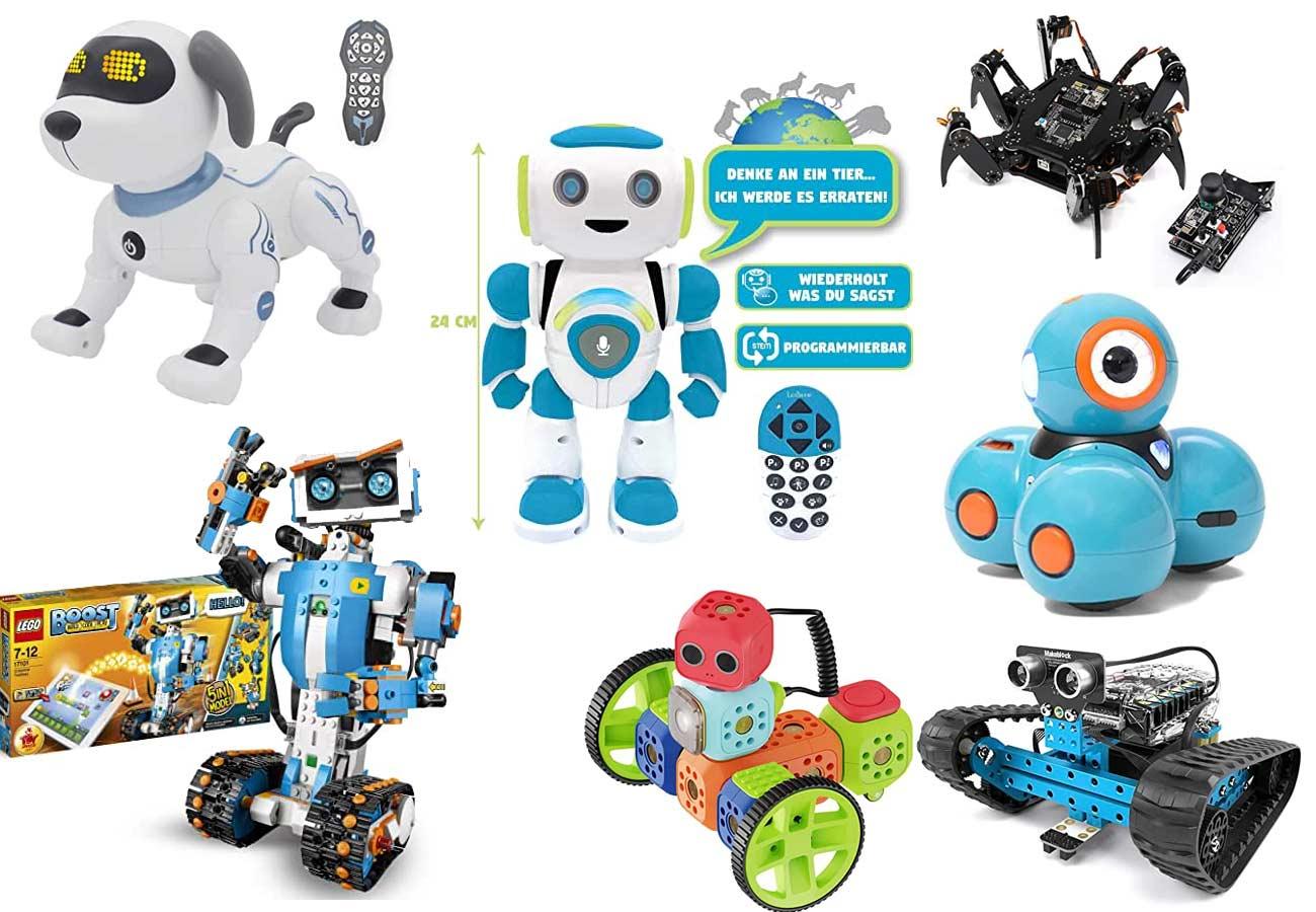 Roboter Bausätze für Kinder
