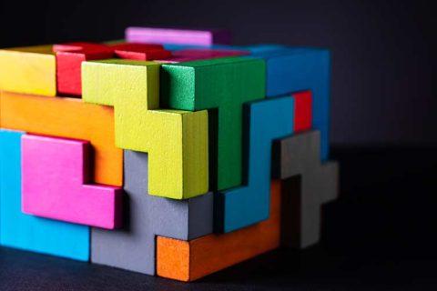 Knobelspiele und Logikspiele