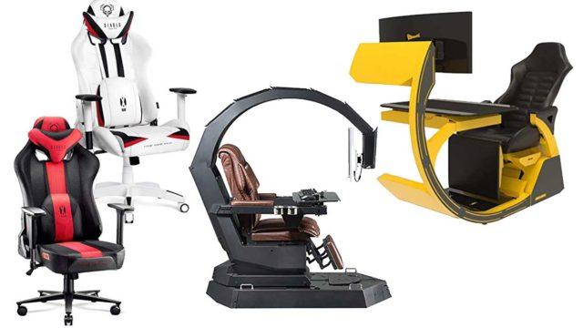 teuersten Luxus Gaming Stühle
