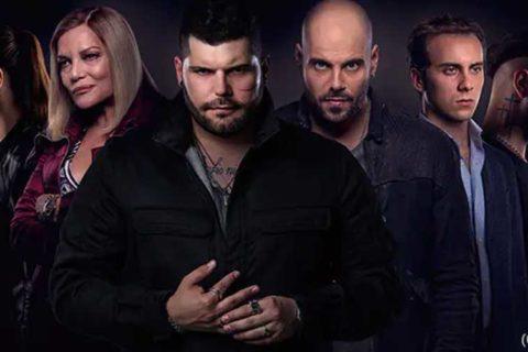 Mafia-Serien im TV