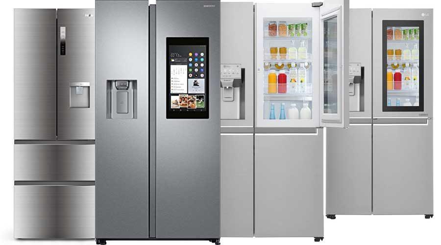 Smart Home WLAN Kühlschränke