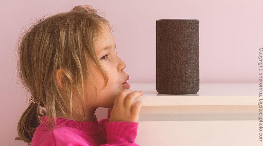 Smart Home Kinderzimmer