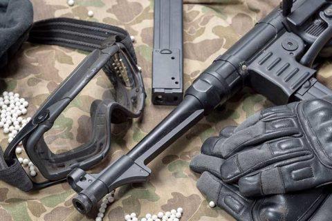 beliebteste Softair-Gewehre