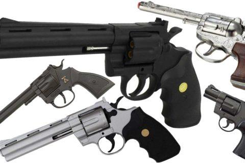 Die besten  Softair Revolver