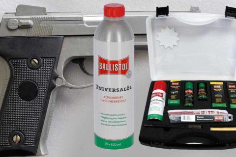 Softair Waffen Reinigung Plegeartikel