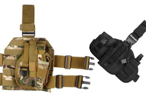 taktische Beinholster Softair Pistolen
