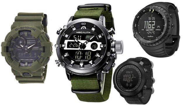 taktische Uhren