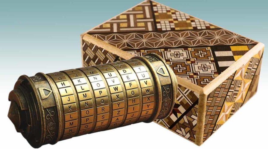 Rätselbox und Knobelboxen
