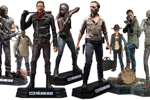 The Walking Dead Figuren