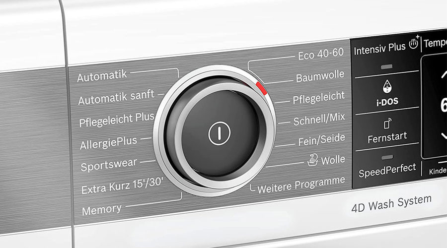 Waschmaschinen Neuheiten