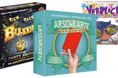 Lsutige Spiele für Erwachsene