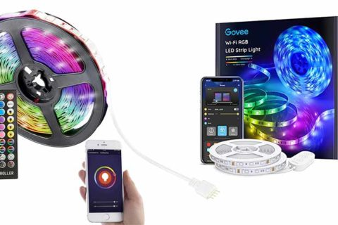 WLAN LED Strips