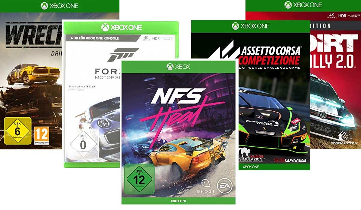 Xbox-one Rennspiele