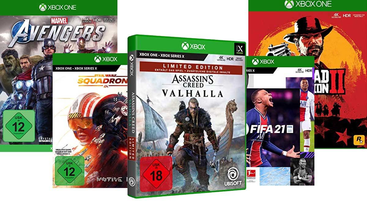 Xbox-One Spiele